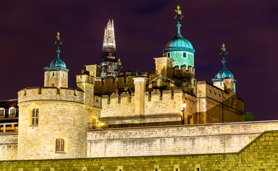 The Tower of London, London
