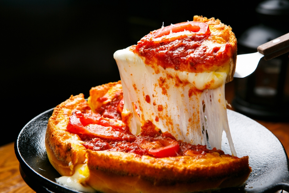 Chicago-Style Pizza