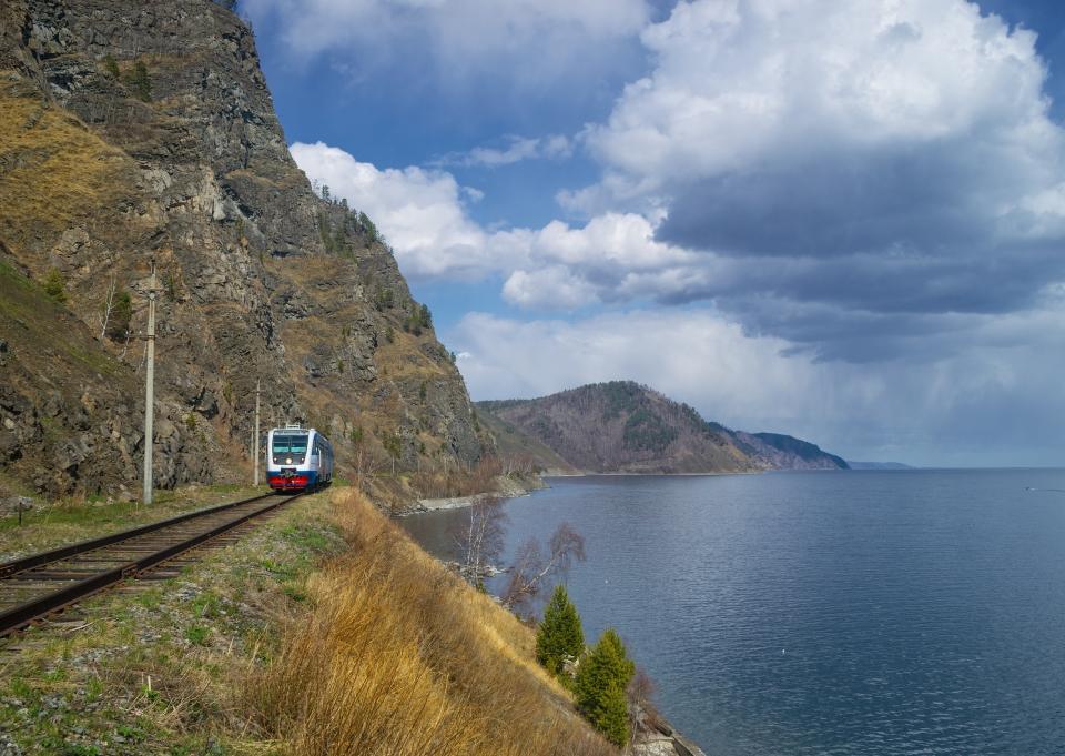 Travel the Trans-Siberian Railway