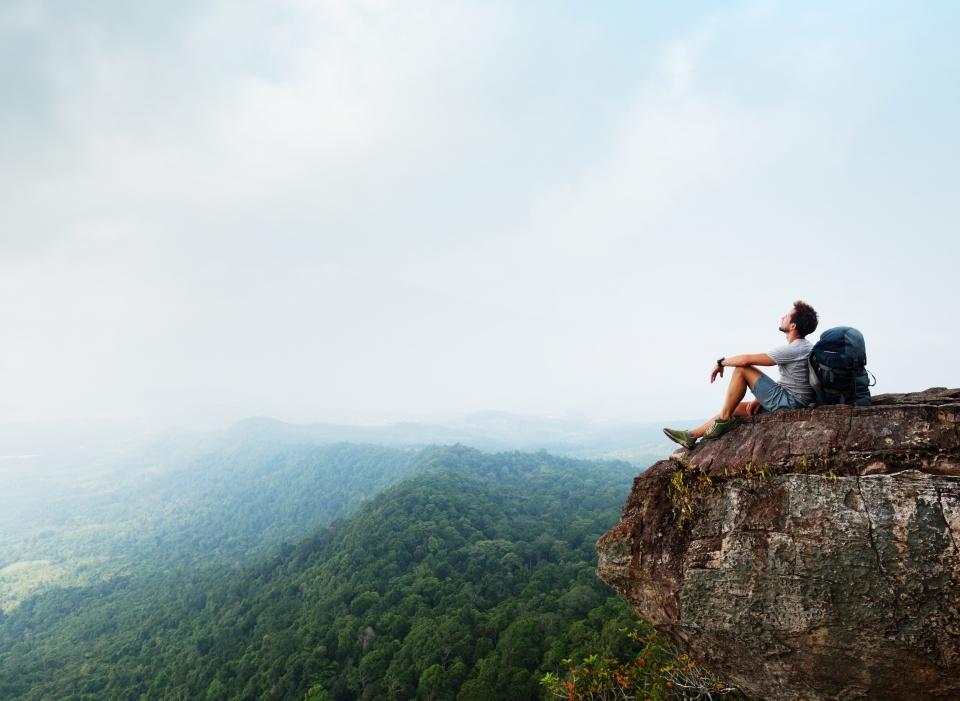Renueva tu energía en contacto con la naturaleza
