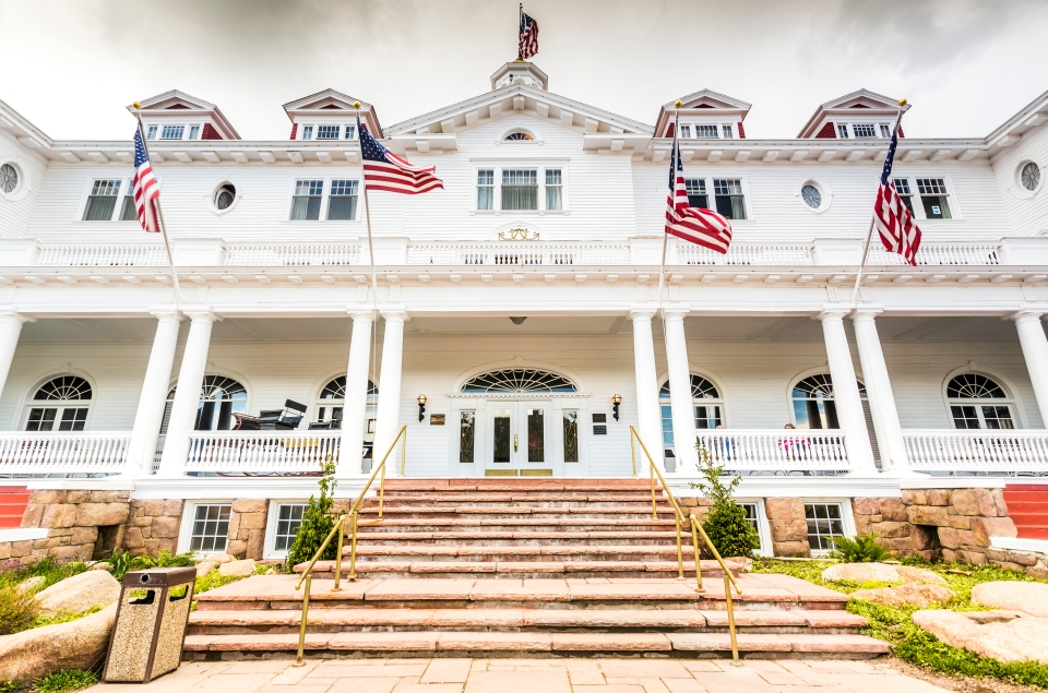 The Stanley Hotel, <i>The Shining</i>