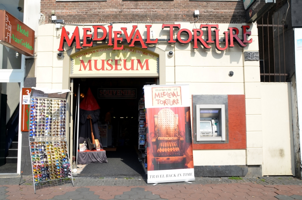 Amsterdam Torture Museum, the Netherlands