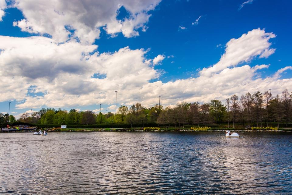 Seneca Creek State Park, <i>El Proyecto de la Bruja de Blair</i>