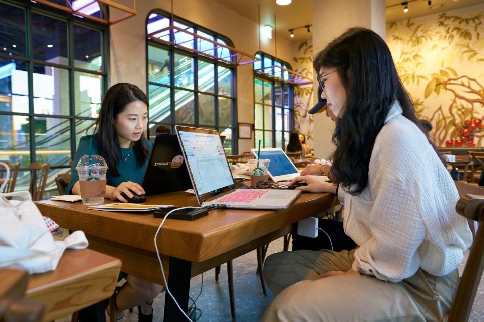Ddong Café, le café-caca à Séoul