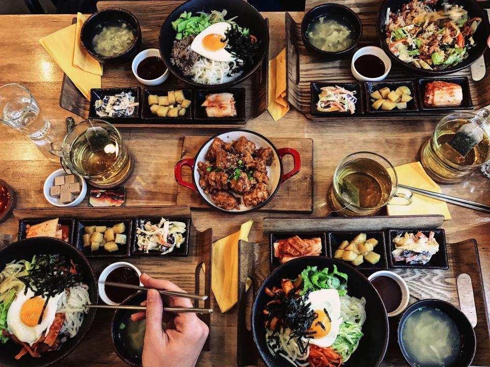Nanjang Camp Sinsa Garosu, le restaurant-camping à Séoul