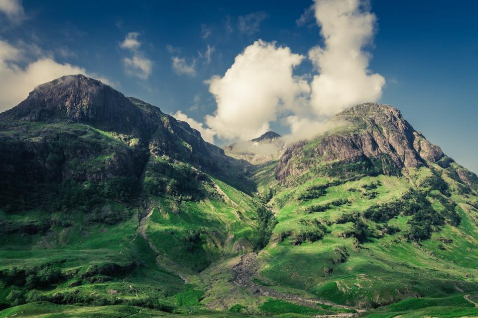 Écosse : Glen Coe