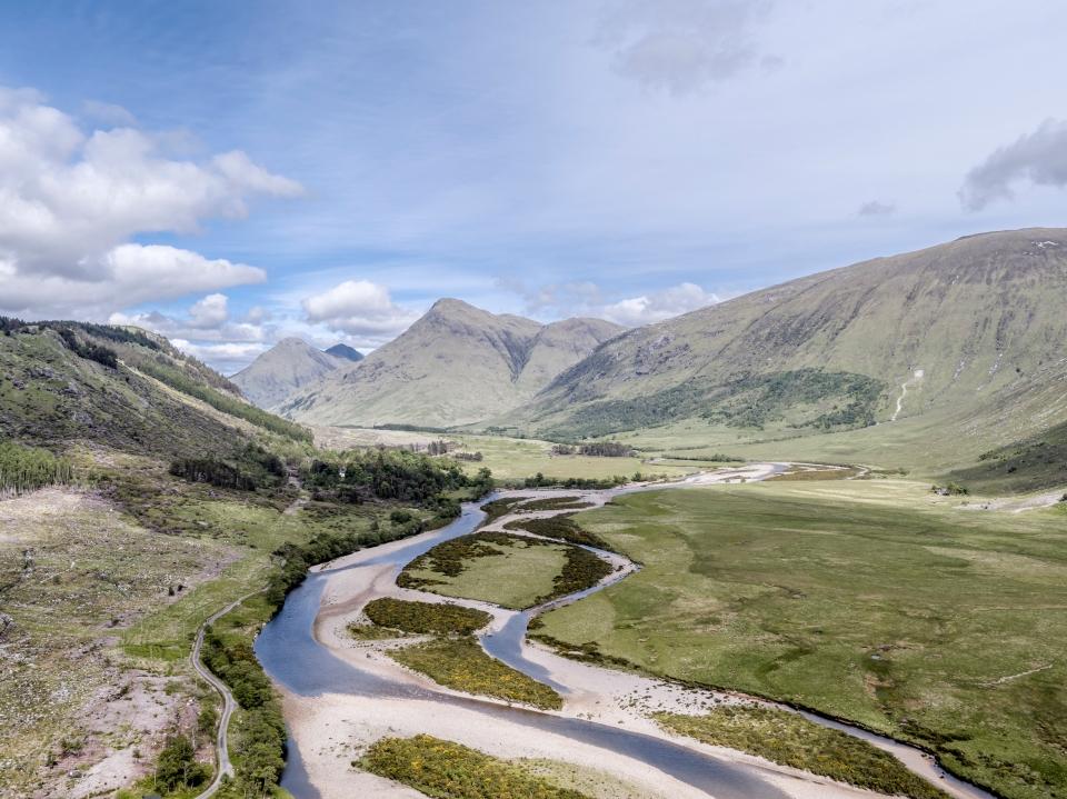 Écosse : Loch Etive