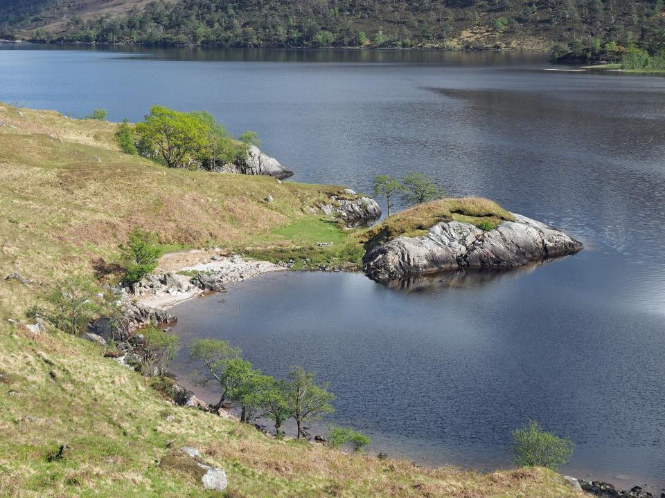 Écosse : Loch Arkaig