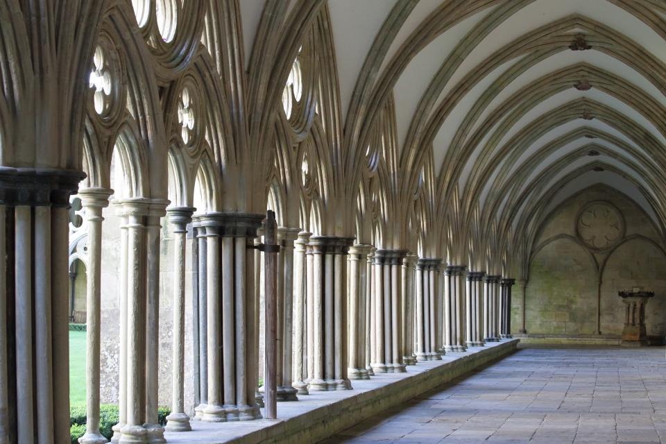 Angleterre : Collège de l'université d'Oxford