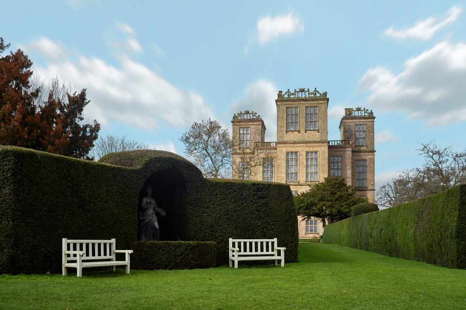 Angleterre : Hardwick Hall