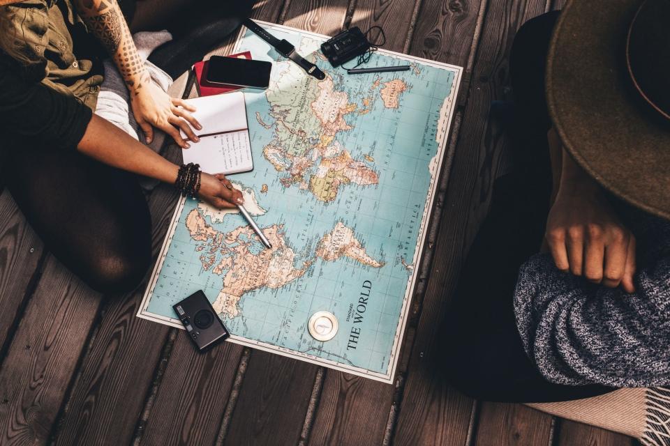 ¿Qué experiencia de viaje buscas?