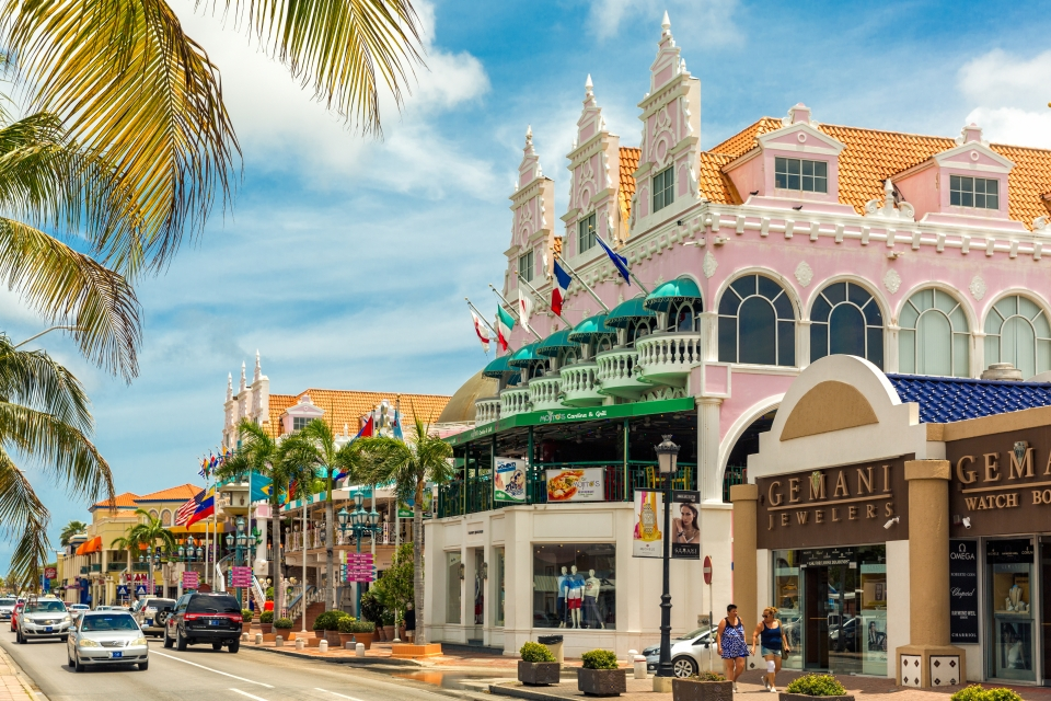 4. Aruba