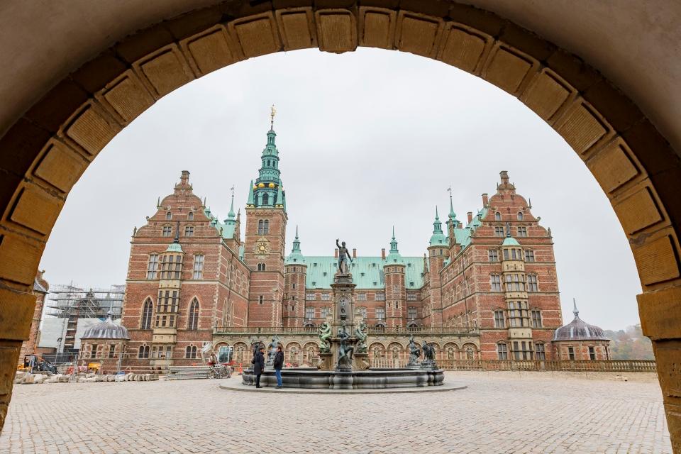 Explore Denmark's fairytale castles