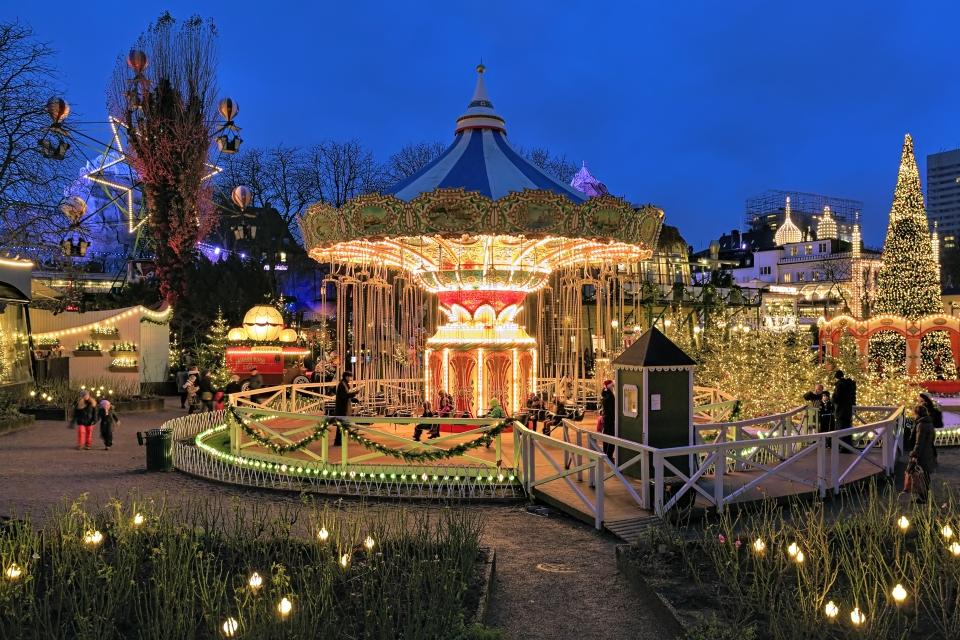 Celebrate Christmas in Denmark