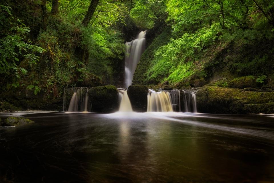 Elidir Trail, Wales