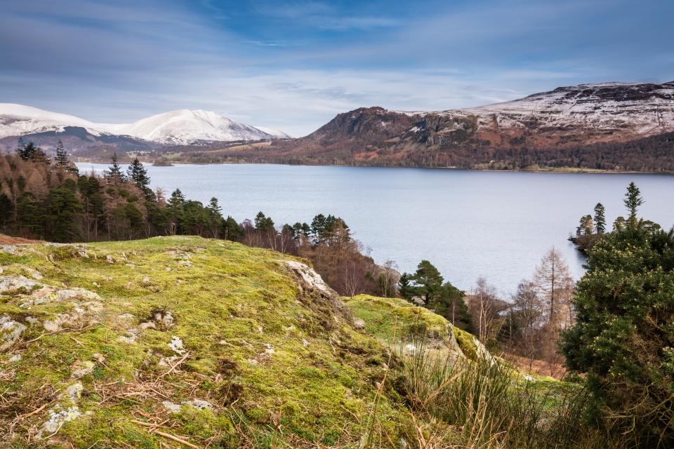 Skiddaw, The Lake District