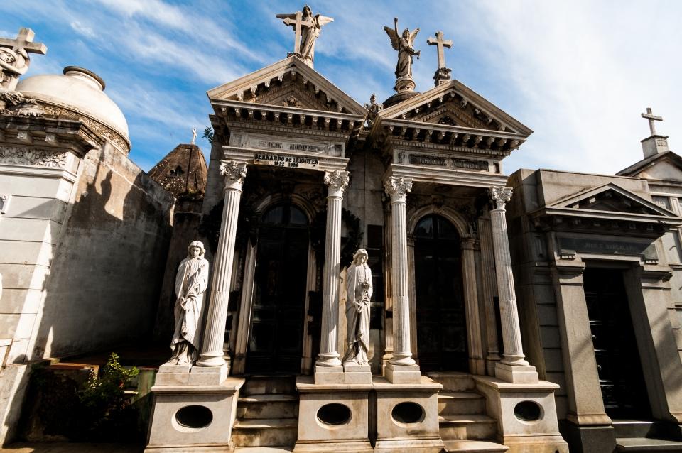 Cementerio de la Recoleta de Buenos Aires, Argentina