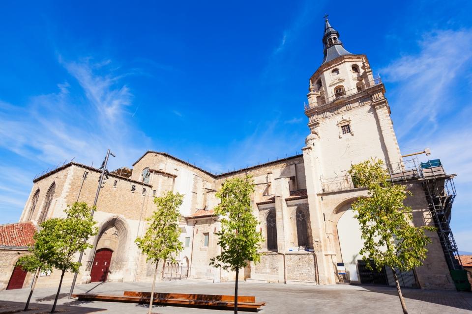 La Catedral Vieja o de Santa María