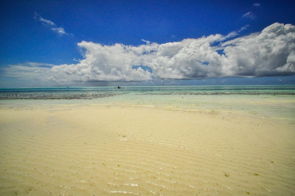 Las playas de Zanzíbar