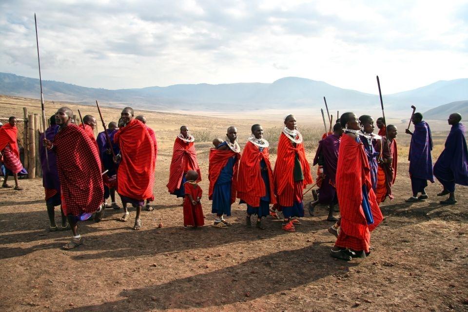 Los Maasai