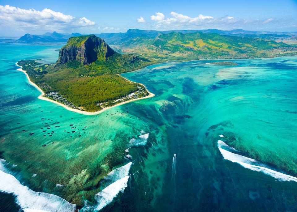 46. L'île Maurice