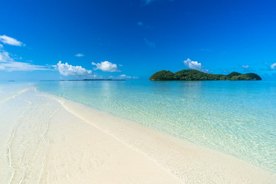 Palau - The Palau Pledge