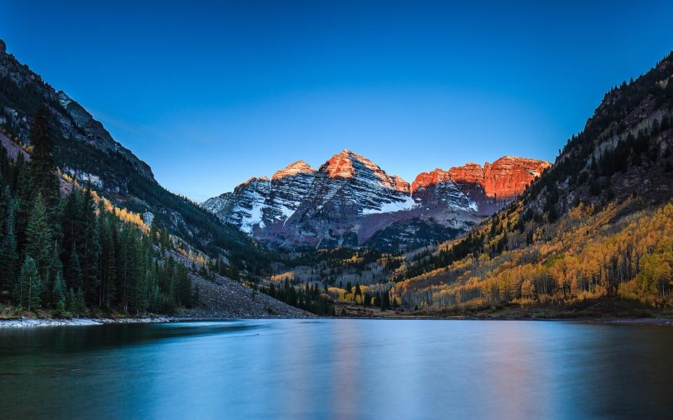 Aspen, Colorado, USA - The Aspen Pledge
