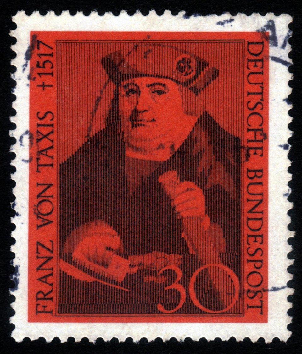 Il sistema postale in Europa