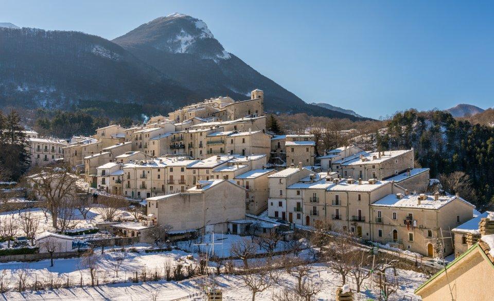 Civitella Alfedena (Abruzzo)