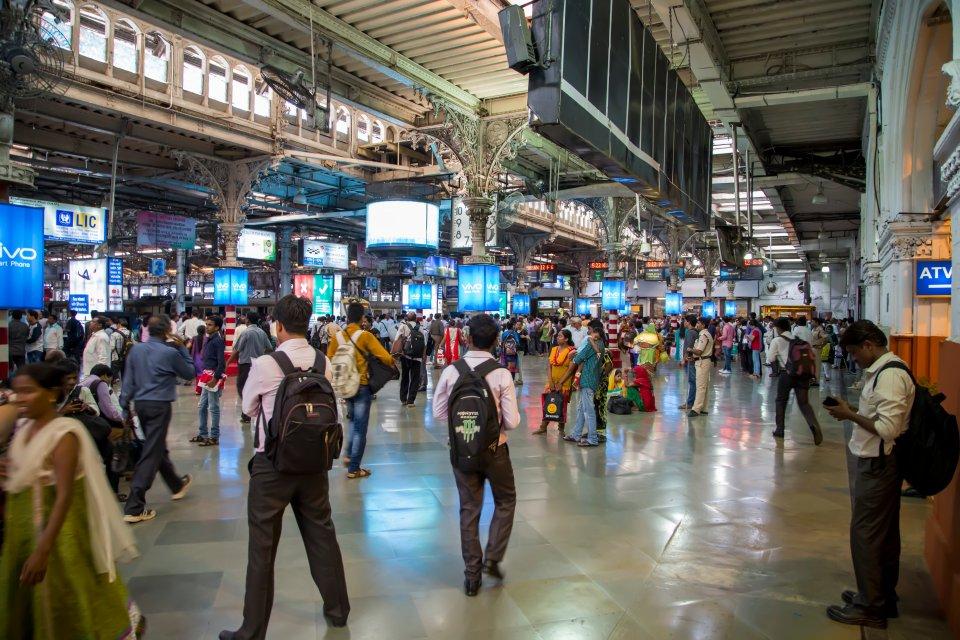 10. Mumbai, Inde