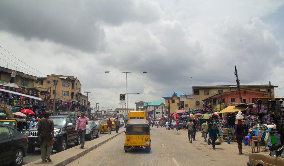 8. Lagos, Nigéria