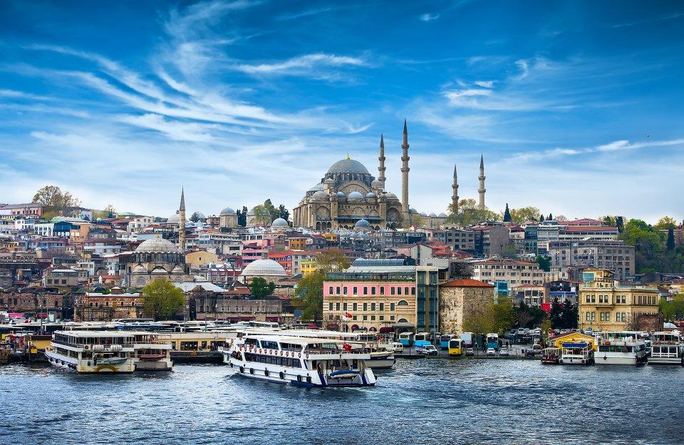 Platz 10: Istanbul