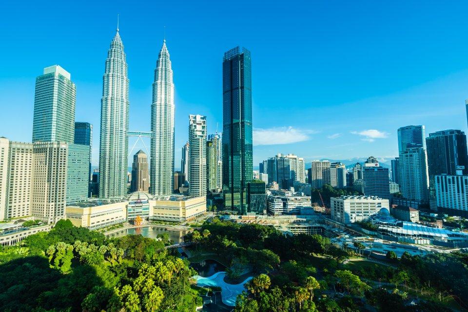 Platz 9: Kuala Lumpur