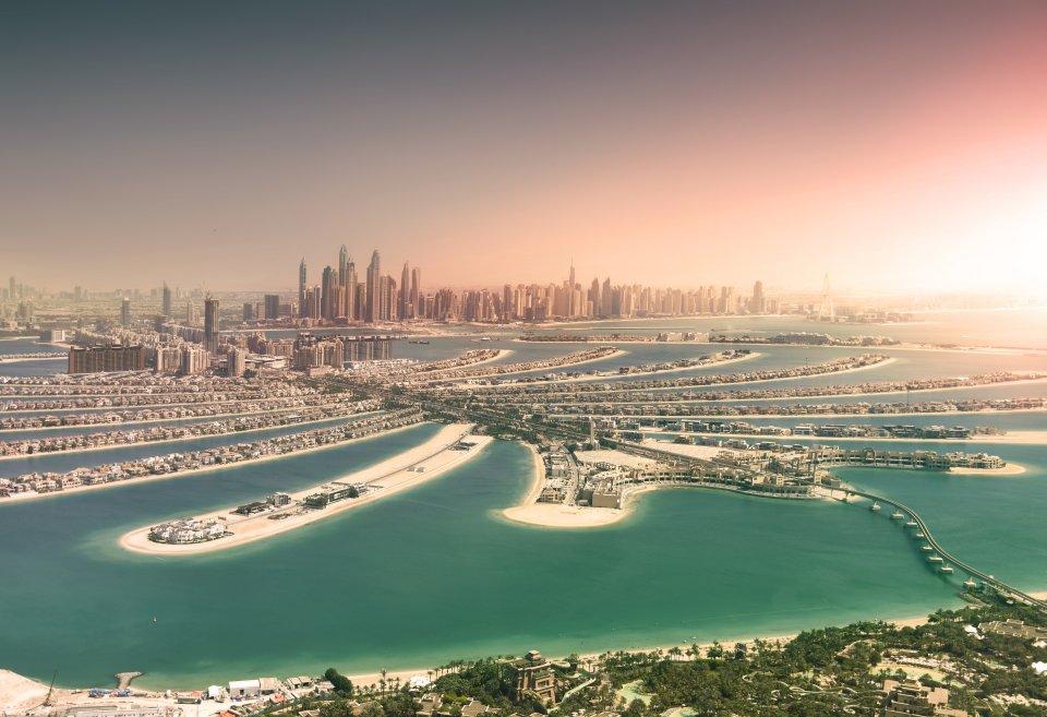 Platz 7: Dubai
