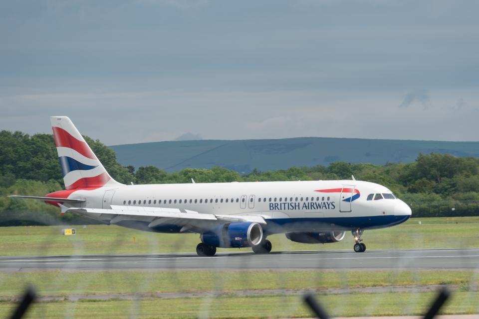 7. British Airways First Class