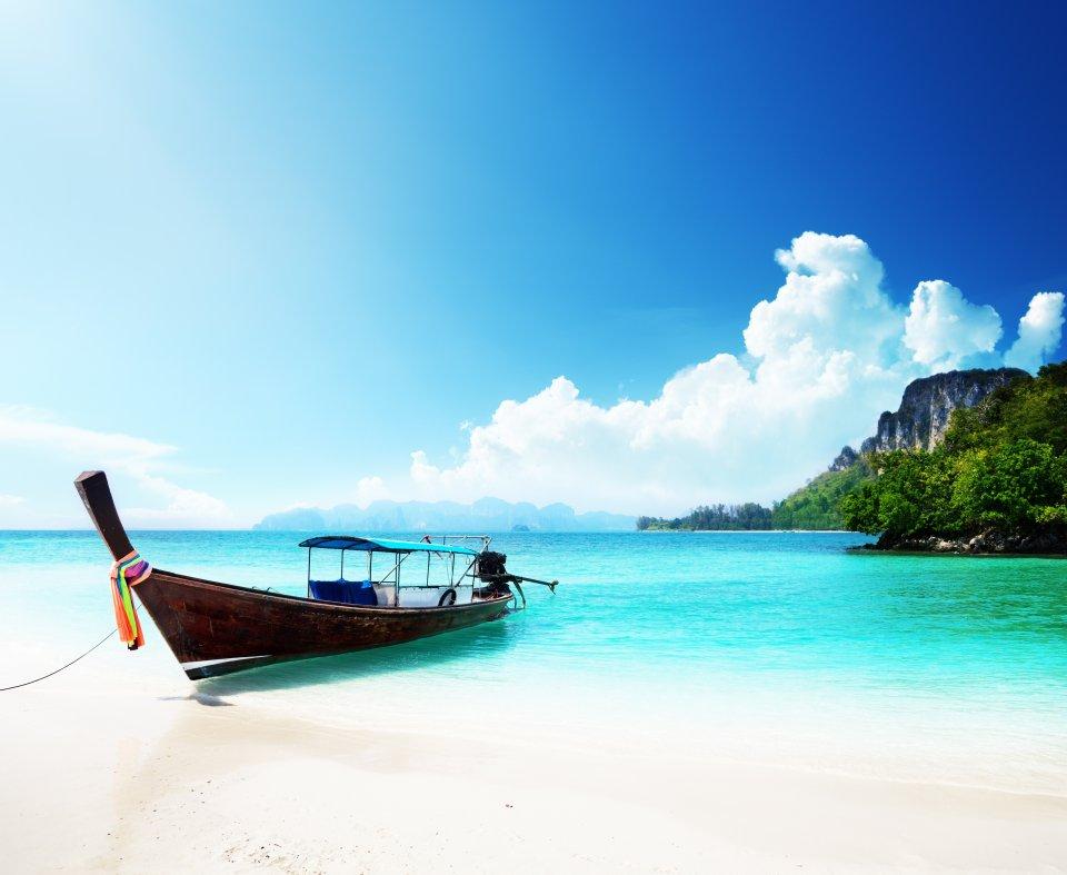 February: Thailand
