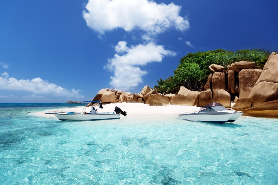 March: Seychelles