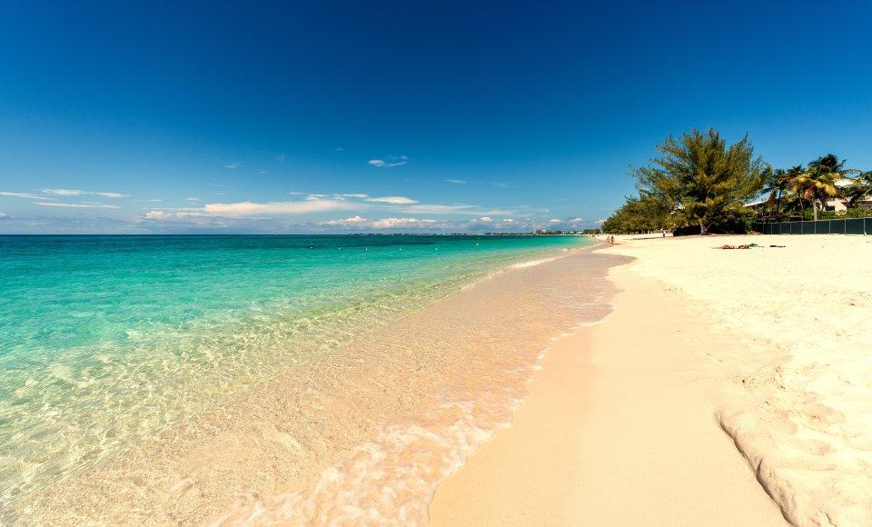 19. Les îles Caïmans