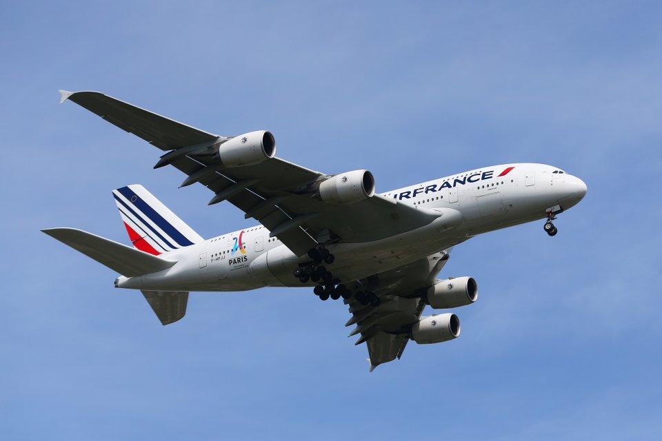 Air France compensa le emissioni di tutti i suoi voli nazionali