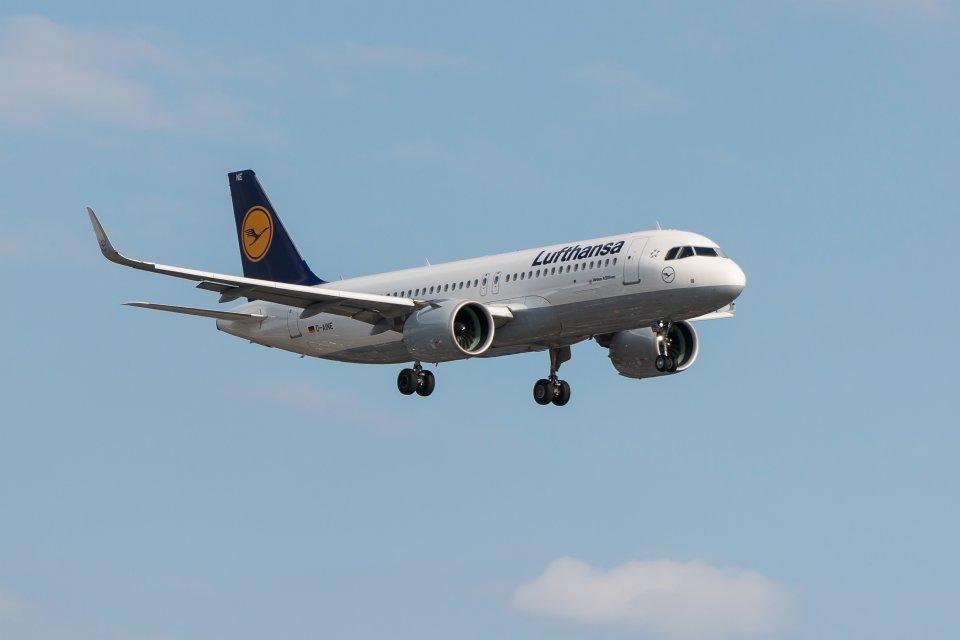 Lufthansa bietet Service zur Kompensation von Emissionen an