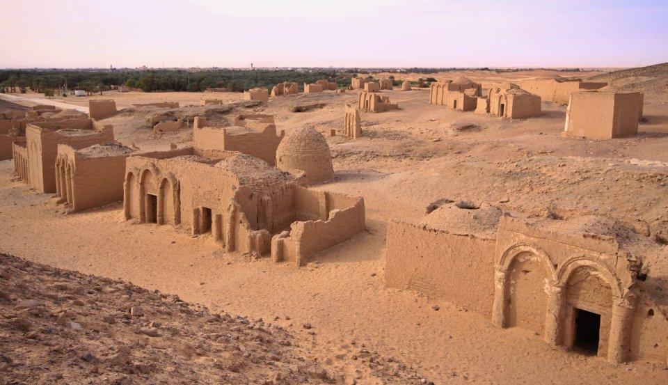 9. Kharga, Ägypten