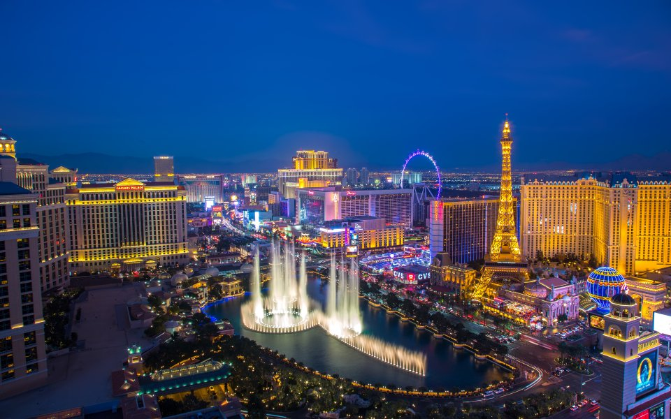 7. Las Vegas, Nevada