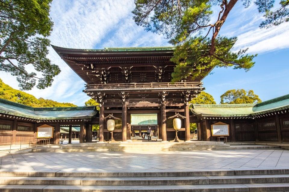 Santuario Meiji Jingu, Tokyo