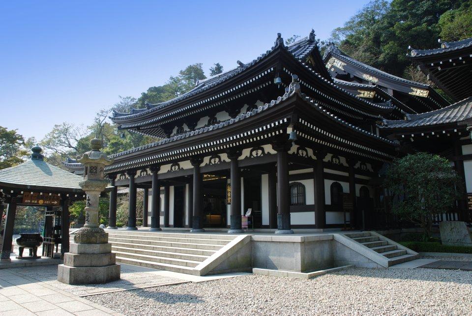 Tempio di Kamakura Hasedera, Kamakura