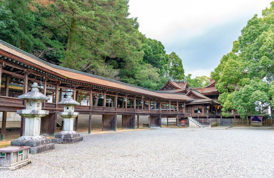 Santuario di Kotohira-gu, Kotohira