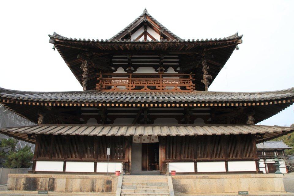 Tempio di Horyu-ji, Nara
