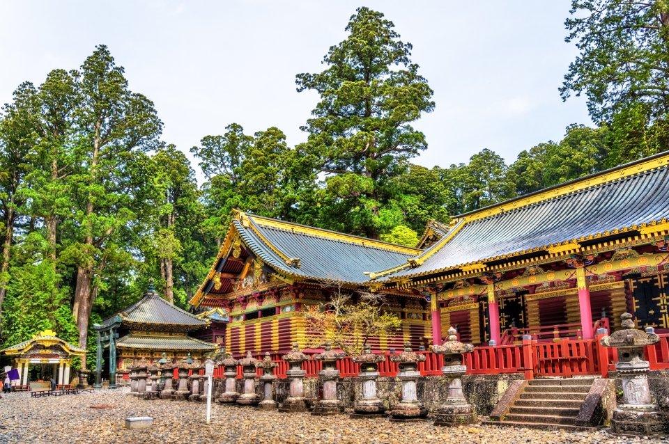 Santuario di Tosho-gu, Nikko