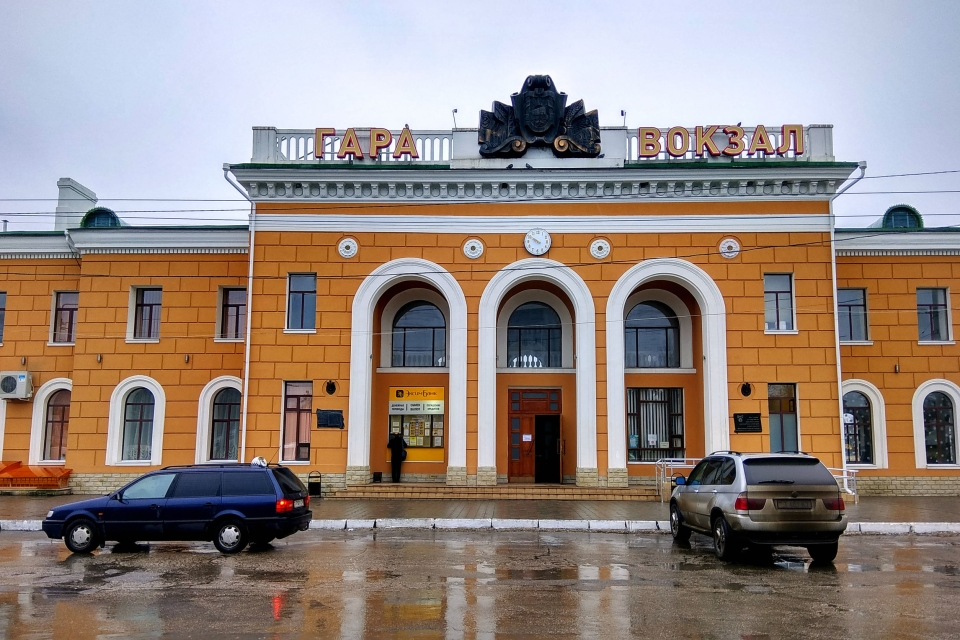 Tiraspol en Moldavie