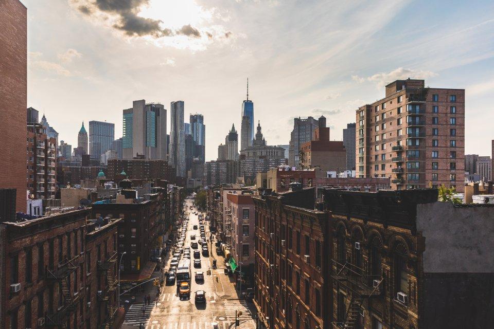 The city person