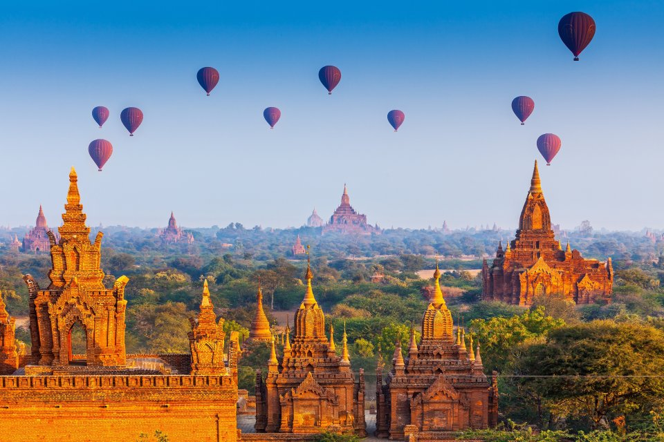 10 top destinations in Southeast Asia